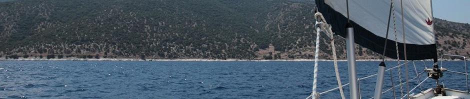 Sailing Vessel Hania