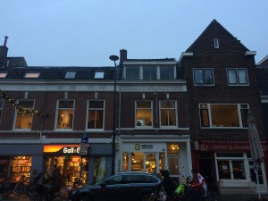 Op kamers in Utrecht